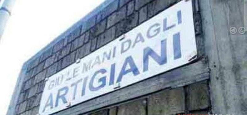 """Crisi imprese in Sicilia, Confartigianato Catania: """"Settore eccessivamente penalizzato"""""""