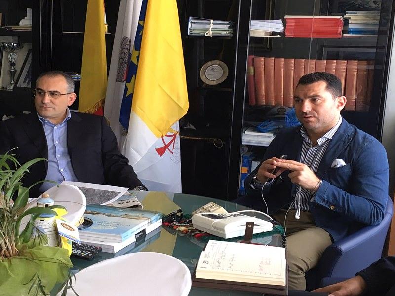 Rifiuti, accordo fra sindaci di Tremestieri e San Giovanni La Punta