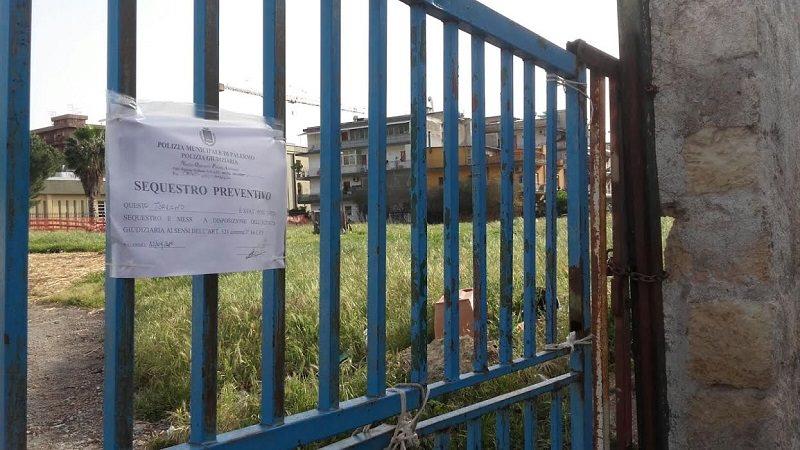 Palermo, sequestrata discarica di amianto: era vicino a due scuole