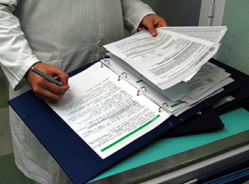 La regolare tenuta della cartella clinica secondo la Corte di Cassazione