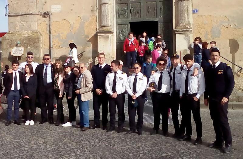 """Istituto """"Duca degli Abruzzi"""" in visita a Caltagirone"""