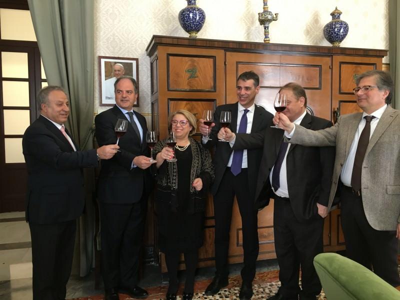 """Catania e Sicilia al Vinitaly. Castiglione: """"Occasione importante per la viticoltura siciliana"""""""""""