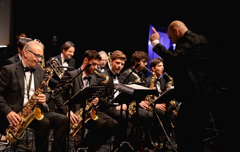 Catania, standing ovation e sold out per l'orchestra Hjo Jazz