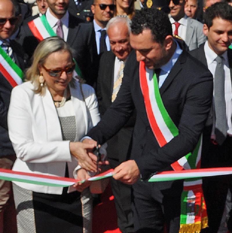 Inaugurato il nuovo ufficio della polizia locale a Canalicchio