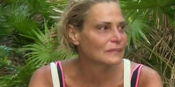 Simona Ventura in lacrime a Playa Soledad: delusa dal televoto
