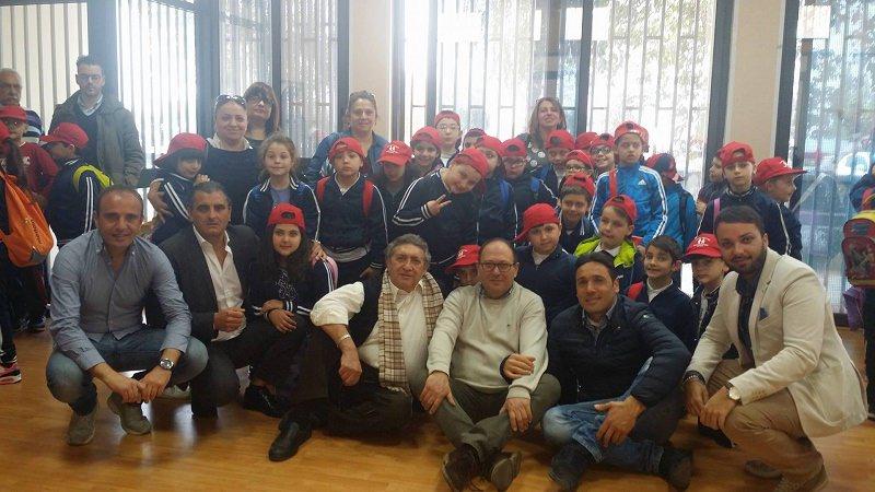Incontro scuola-municipalità per i piccoli alunni di San Giovanni Galermo