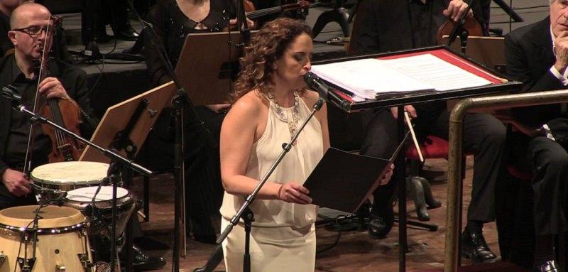 """Teatro Massimo Bellini: Noa canta """"Terra ca nun senti"""" di Rosa Balistreri"""