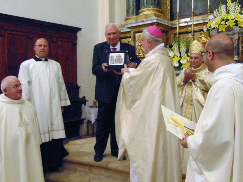 Riaperta al culto la chiesa di Santa Maria della Stella a Militello Val di Catania