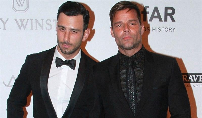 Ricky Martin ritrova l'amore con una nuova fiamma: ecco chi è