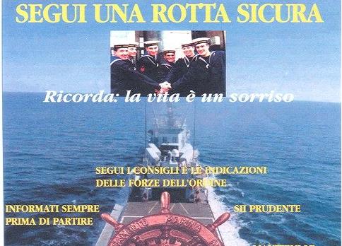 """Domani """"Segui Una Rotta Sicura"""" all'istituto """"Fermi – Eredia"""" di Catania"""