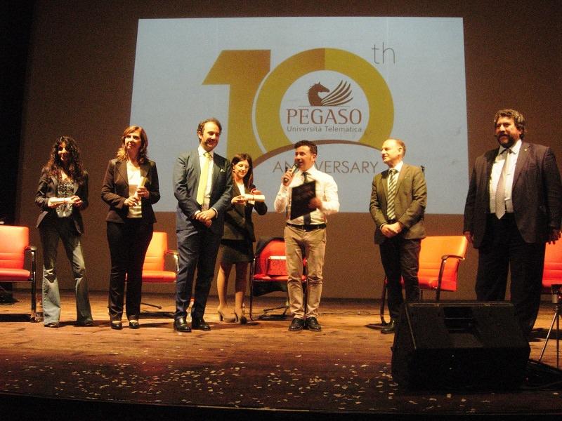 Università telematica Pegaso festeggia i 10 anni con 15 borse di studio