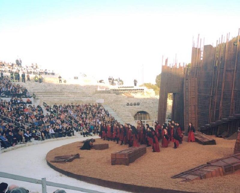 """Teatro Greco di Siracusa: applausi per la prima di """"Elettra"""""""