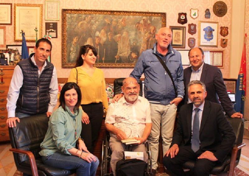 Johann Kreiter: alla scoperta della Sicilia con la sedia a rotelle