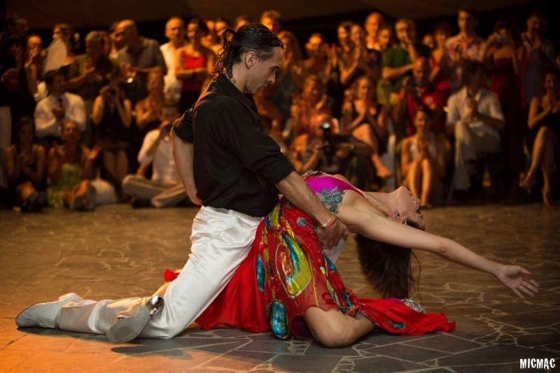 """A Campofelice di Roccella anteprima del """"Catania tango festival"""""""