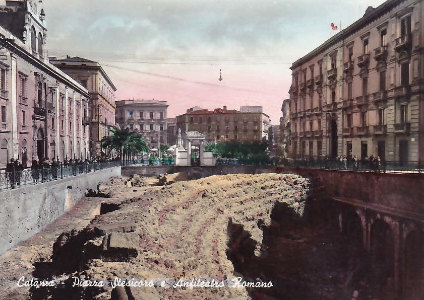 Catania nell'epoca romana
