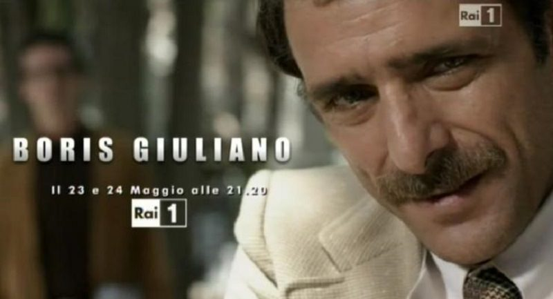 """Commozione e applausi per l'anteprima della fiction """"Boris Giuliano"""""""