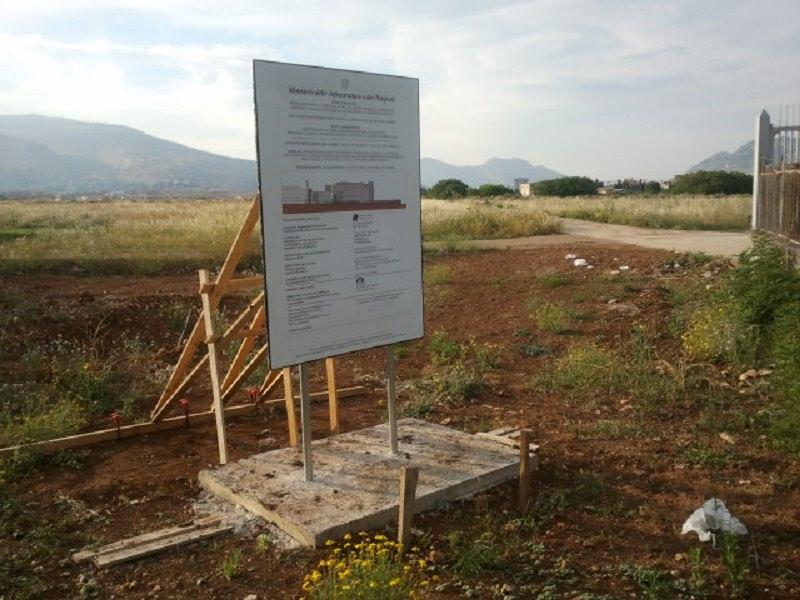 """Prende forma la nuova """"cittadella della polizia"""" di Palermo"""