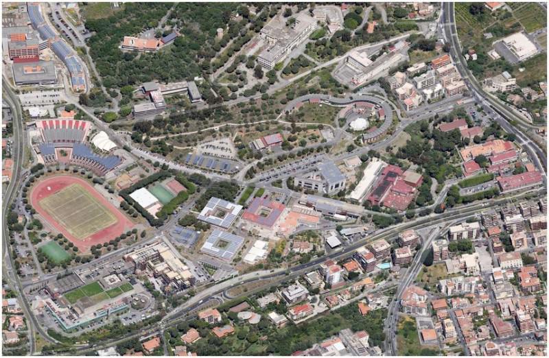 Cittadella universitaria: prove di evacuazione ed emergenza sismica