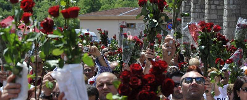 Catania e i festeggiamenti di Santa Rita: un tripudio di rose e colori