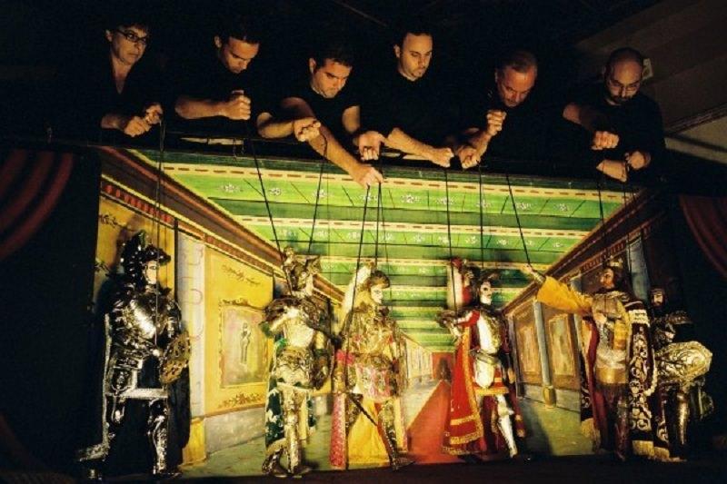I Fratelli Napoli tornano a Budapest. La loro marionettistica  protagonista al Festival del Teatro Cristiano