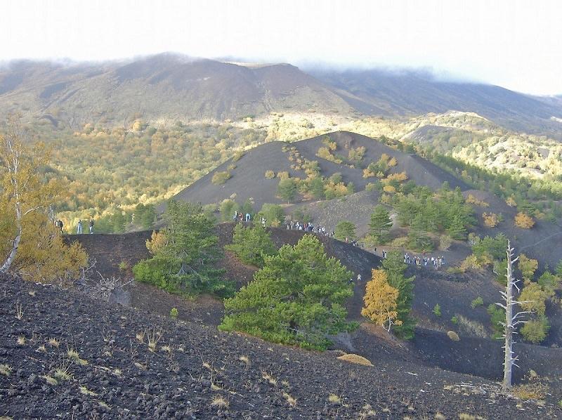 Oggi tavolo tecnico per il Parco dell'Etna: emergenza vigilanza