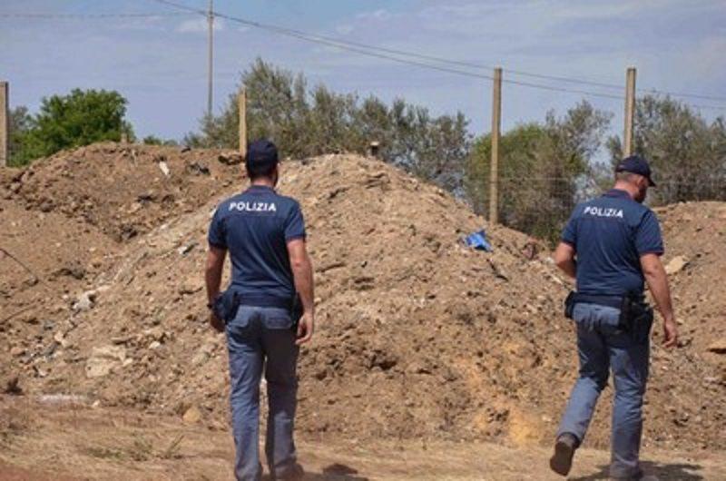 """""""Rifiuti pericolosi"""" in una discarica non autorizzata: sequestrato terreno a Priolo Gargallo"""