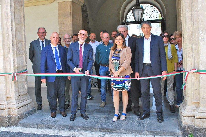 Inaugurata la mostra sulle aree protette gestite dall'Università di Catania