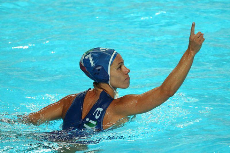 """Tania Di Mario: """"Sto partendo per le Olimpiadi, poi appenderò la calottina al chiodo"""""""
