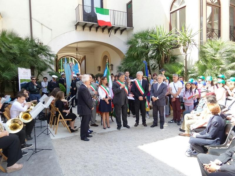 """Concorso """"Tricolore Vivo"""" a Palermo, Orlando: """"Insieme si può cambiare"""""""