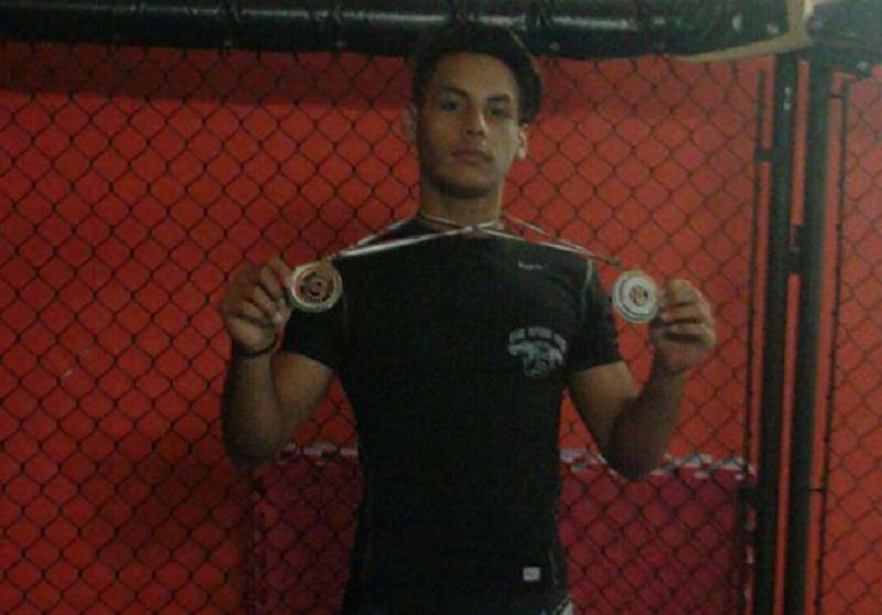 Campionati MMA: giovane siciliano sul podio
