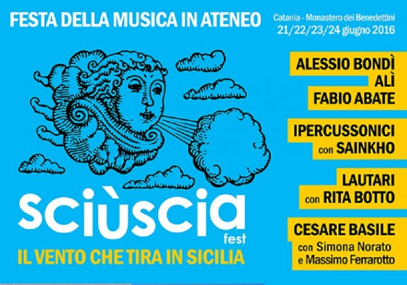 """""""Sciùscia"""", il vento della musica indipendente fischia a Catania"""