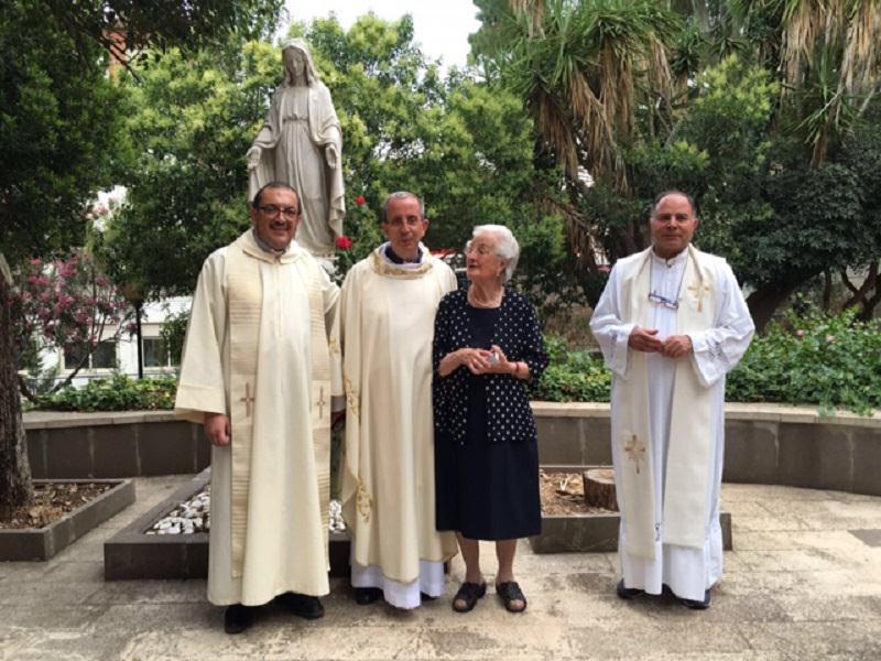 I 25 anni da pastore e custode della sofferenza di Padre Giorgio