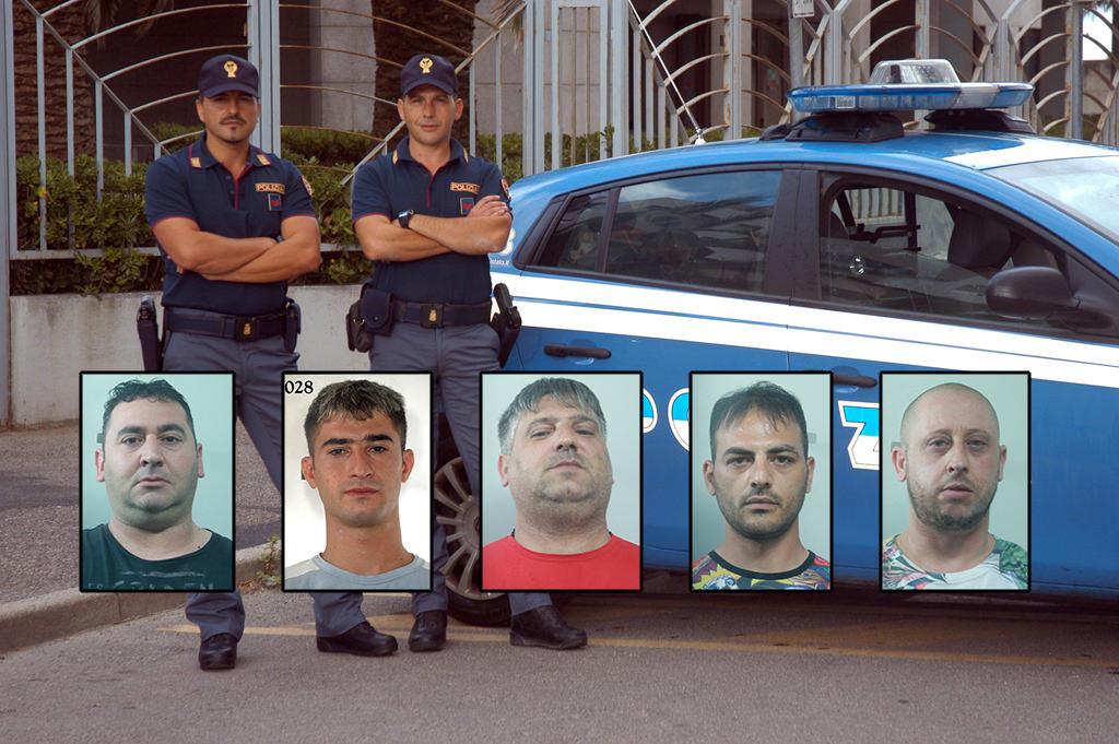 """Operazione """"Smoke free"""", sgominata banda di rapinatori di tabacchi: sei arresti"""