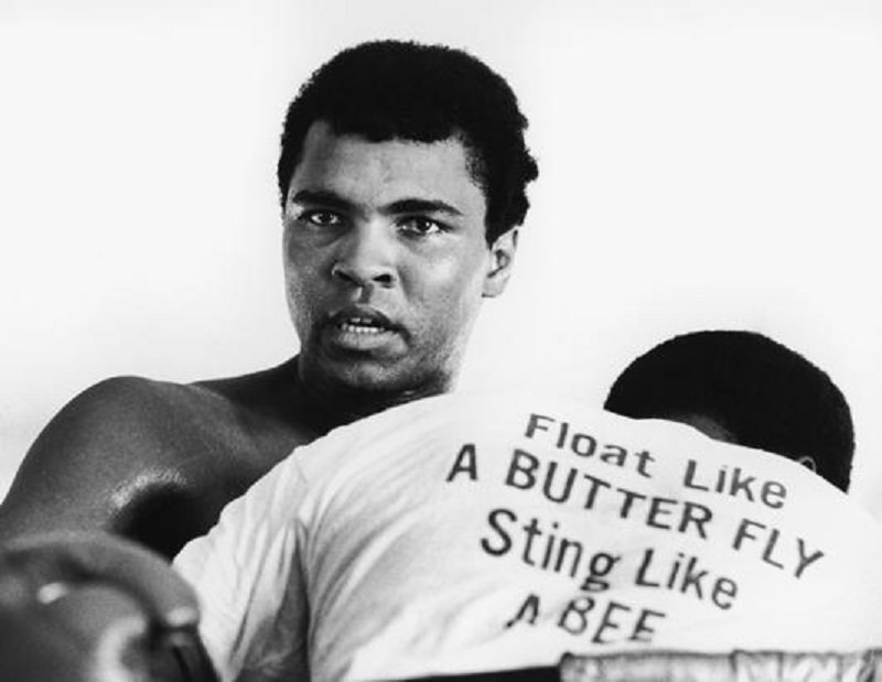 Muhammad Ali, cittadino onorario di Comiso