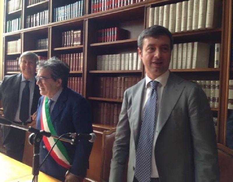 Il ministro della giustizia Orlando a Catania, l'ex palazzo delle poste sarà la sede degli uffici giudiziari