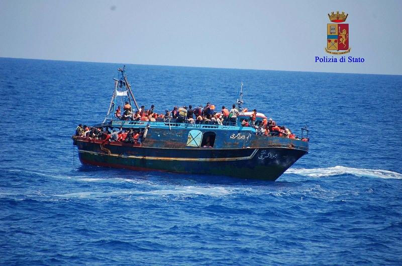 Sbarco a Pozzallo: fermati cinque scafisti