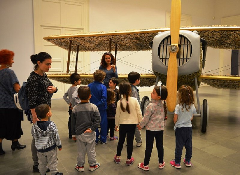 Festa dei Musei: visite guidate e laboratori per bambini alla Fondazione Puglisi Cosentino
