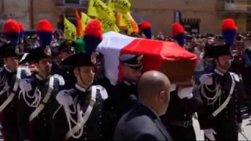 Omicidio maresciallo Mirarchi: fermato il presunto omicida