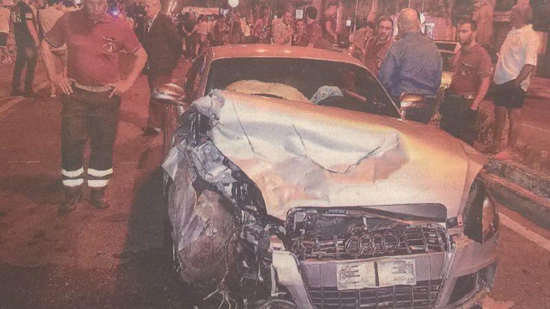 Accusa di omicidio stradale per il finanziere che ha investito e ucciso Lorena