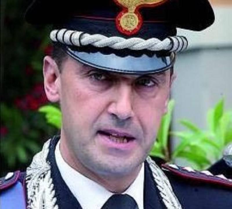 """202° anniversario dell'Arma. Il generale Galletta: """"Immenso dolore scomparsa Mirarchi. Prenderemo i responsabili"""""""