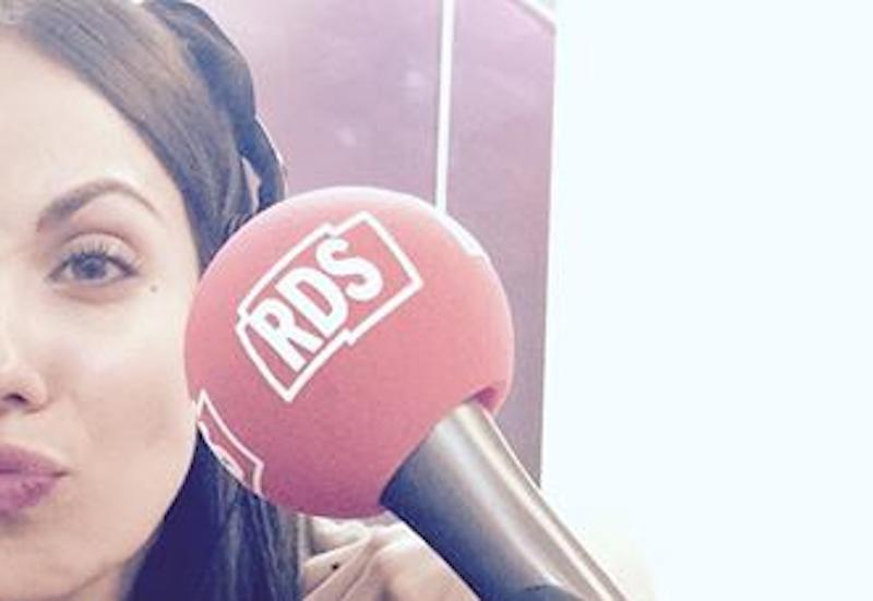 Da attrice a concorrente di Rds Academy, la catanese Giulia Fiume si racconta