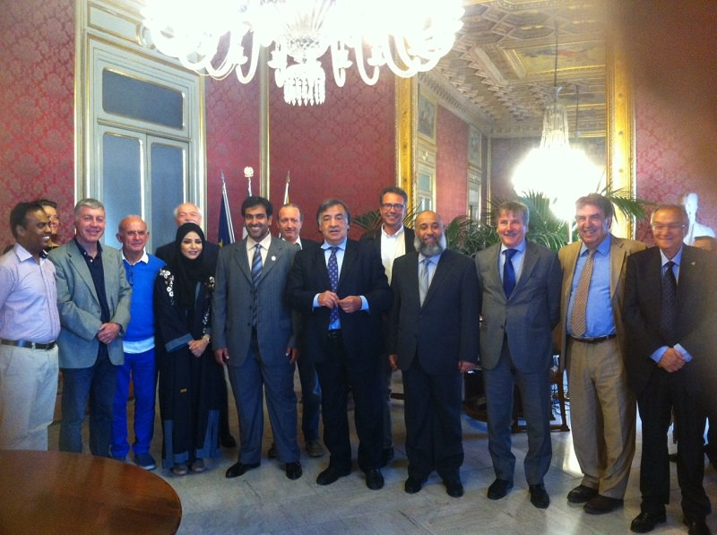 Istituto Zooprofilattico siciliano stringe alleanza con gli Emirati Arabi