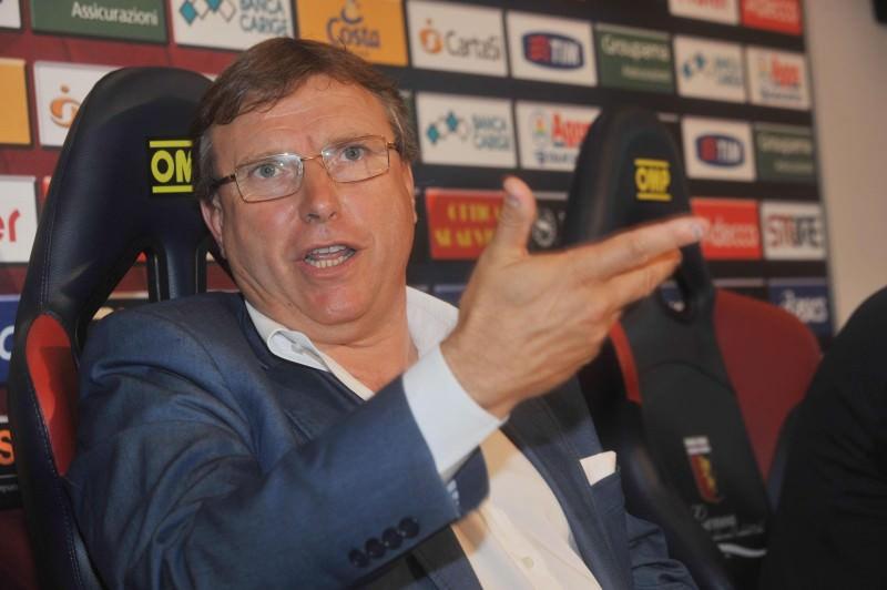 Lo Monaco lascia il Catania: da oggi non è più direttore generale