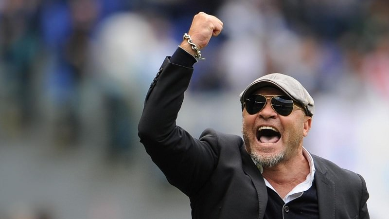 """Trapani estromesso dalla Serie C, il dolore dell'ex allenatore Serse Cosmi: """"Tornerai a brillare più di prima"""""""