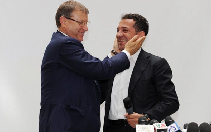 Pietro Lo Monaco al Catania: un ritorno chiacchierato ma non ancora rivelato