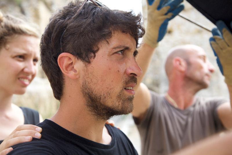 Michele Cinque si racconta al Taormina Film Festival