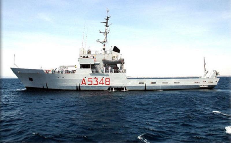Naufragio agosto 2015. Oggi attracca nave Tremiti con sei cadaveri