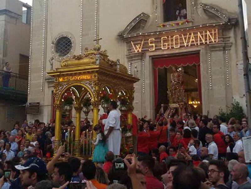 Aci Trezza, conclusa la festa in onore di San Giovanni Battista