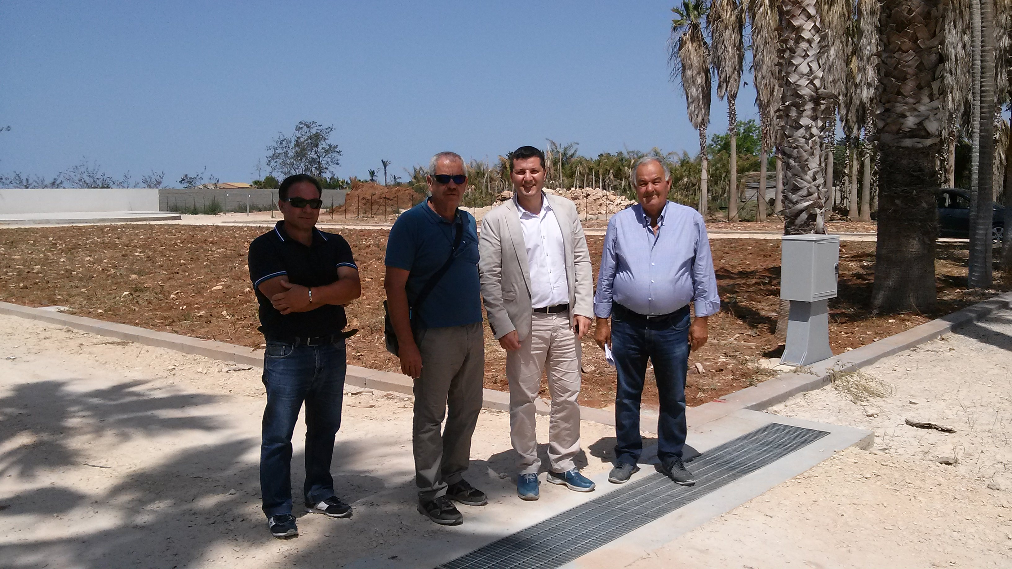 Conclusi lavori di ampliamento del cimitero di Marina di Ragusa