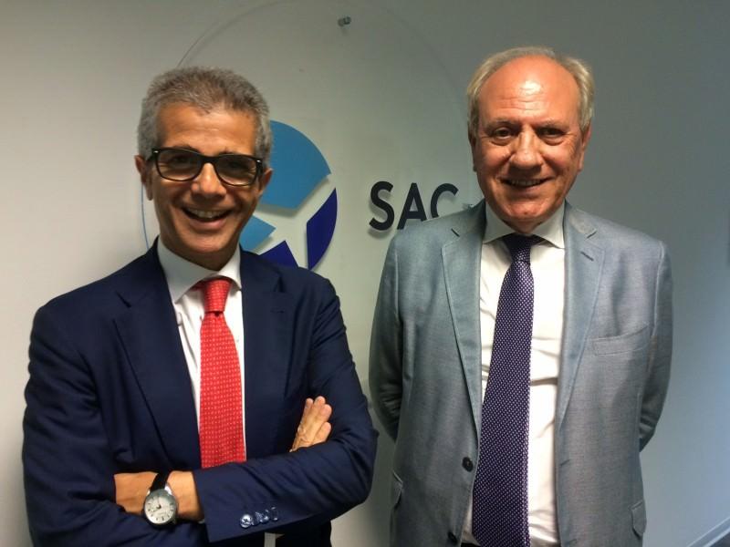 """Cambio vertici Sac, Mancini e Bonura: """"Lasciamo un'azienda in espansione"""""""